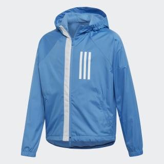 Chaqueta con capucha ID WND Lucky Blue / White DZ1795