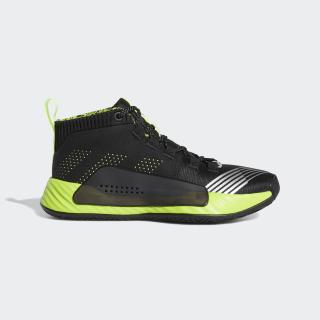 Dame 5 Star Wars Lightsaber Green Shoes Core Black / Signal Green / Semi Solar Slime EH2470
