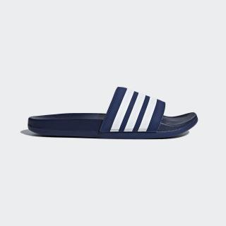 รองเท้าแตะ Adilette Cloudfoam Plus Stripes Dark Blue / Cloud White / Dark Blue B42114