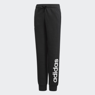 Essentials Linear Pants Black/White BP8594