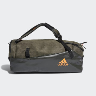 H5 Holdall taske Black / Solar Orange EV6380