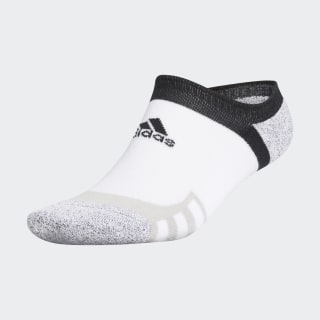 Tour360 No-Show Socks White FJ1093