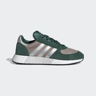 Marathon Tech Shoes Collegiate Green / Silver Met. / Glow Green EE4928