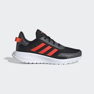 Tensor Shoes Core Black / Solar Red / Grey Six EG4124