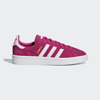 Campus Shoes Real Magenta / Clear Pink / Clear Pink B41948
