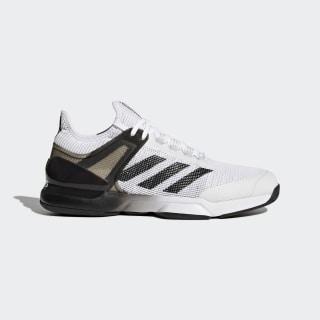adizero Ubersonic 2.0 Shoes Cloud White / Core Black / Grey CQ1721