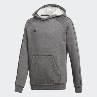 Sweat-shirt à capuche Core 18 Dark Grey Heather / Black CV3429