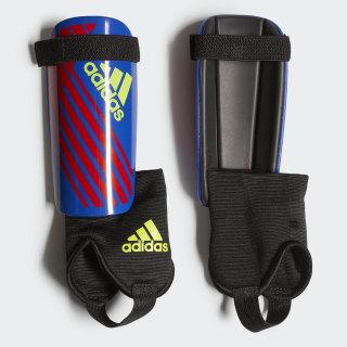 Футбольные щитки X Youth bold blue / active red / solar yellow DN8620