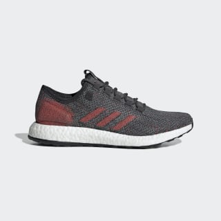 Pureboost Shoes Carbon / Active Red / Active Red B37783