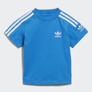 New Icon T-Shirt Bluebird / White ED7671