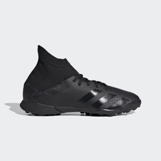 Predator 20.3 Turf Shoes Core Black / Core Black / Solid Grey EF1951