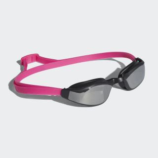 Occhialini da nuoto adidas persistar race mirrored Shock Pink/Black/Black CV8329
