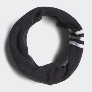 Football Neck Warmer Black / White W67131