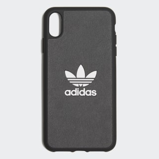 Basic Logo Case iPhone X 6.5-Inch Black / White CL2325