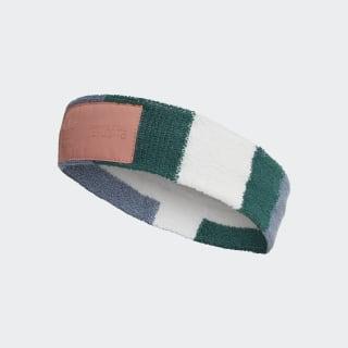Bristol Headband Running White DY5869