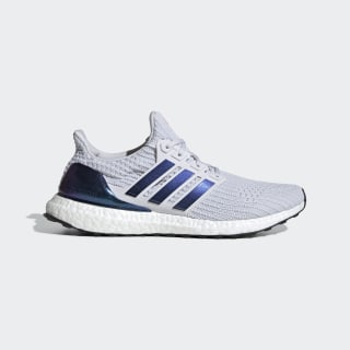 Ultraboost Shoes Dash Grey / Blue Met. / Core Black FW5693
