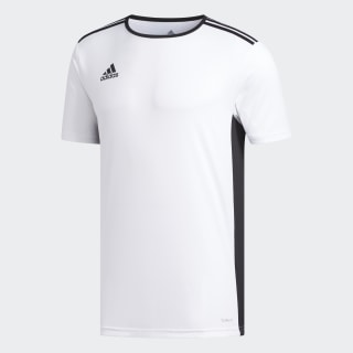 Entrada 18 Trikot White / Black CD8438