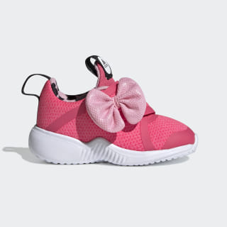 FortaRun X Minnie Mouse Shoes Real Pink / Light Pink / Core Black G27186