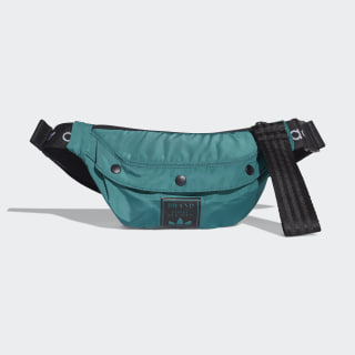 WAISTBAG FUNNY PACK S NOBLE GREEN DJ1223