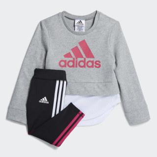 Dual Sweatshirt Set Grey CK1316