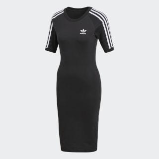 3 Bantlı Elbise Black CY4748