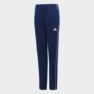 Core 18 Training Pants Dark Blue / White CV3994