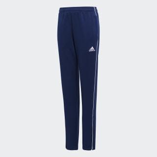 Training Pants Core 18 Dark Blue / White CV3994