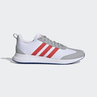 รองเท้า Run 60s Cloud White / Active Red / Blue EE9728
