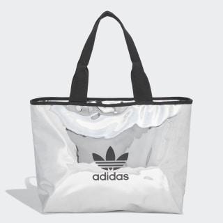 Bolsa Shopper Silver Metallic ED5885