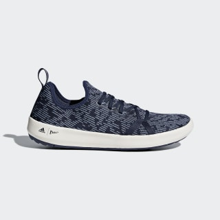 Terrex Climacool Parley Shoes Trace Blue/Raw Grey/Chalk White CM7527