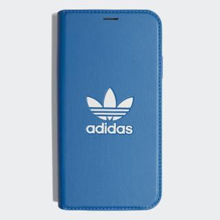Coque à rabat iPhone 6.1 Bluebird / White CL2322