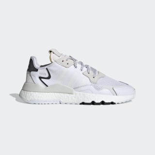 Nite Jogger Schuh Cloud White / Cloud White / Crystal White EE6255