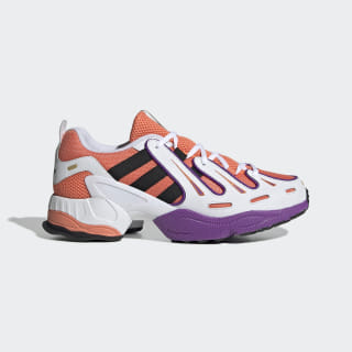 Кроссовки EQT Gazelle semi coral / core black / active purple EE7743