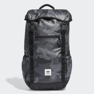 Street Toploader Backpack Multicolor / Black ED8002