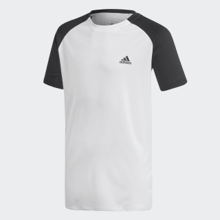 Club Tee White / Black DU2478
