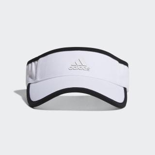 Cool UV Visor White FM3190