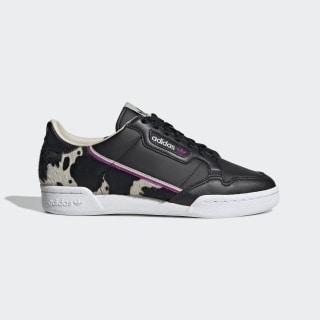 Continental 80 Schoenen Core Black / Clear Brown / Vivid Pink FV3082