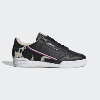 Sapatos Continental 80 Core Black / Clear Brown / Vivid Pink FV3082