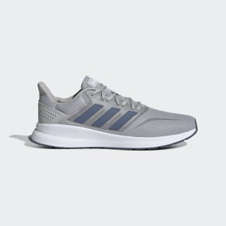 Runfalcon Shoes Grey Two / Tech Ink / Cloud White EE8328