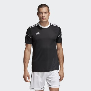 Camisa Squadra 17 BLACK/WHITE BJ9173