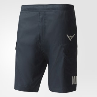 Pantaloneta White Mountaineering BLACK BQ0968
