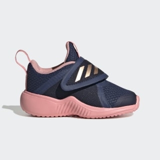 FortaRun X Shoes Tech Indigo / Copper Metalic / Glory Pink EF9712