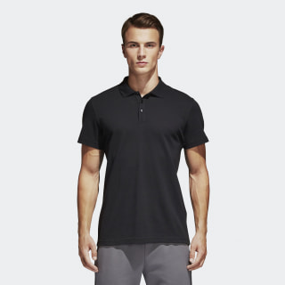 Camisa Polo Básica Essentials BLACK S98751