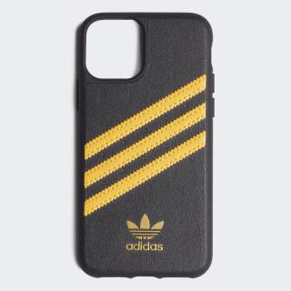 Samba Molded iPhone 11 Pro Schutzhülle Black / Collegiate Gold EW1744