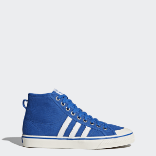 Calzado Nizza Hi Blue / Blue / Off White BZ0548