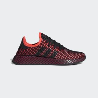 Sapatos Deerupt Runner Solar Red / Core Black / Collegiate Burgundy EE5661