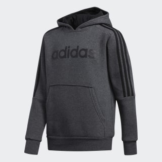3-Stripes Hoodie Dark Grey Heather / Black EI7973