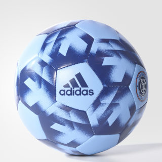 Bola Futebol New York City FC BAHIA LIGHT BLUE /WHITE/NIGHT SKY AZ5432