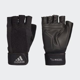 Перчатки Climacool Performance black / black / iron met. CF6137