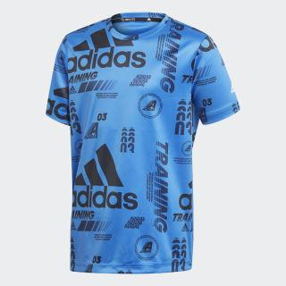 Camiseta Bold blue EK0268